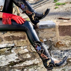 OLD GRINGO NEW Rare Crystal Cowboy Western Boots